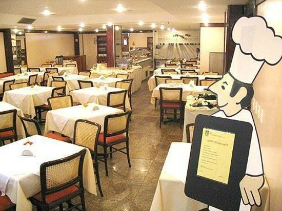 Golden Park Hotel: RESTAURANTE 1