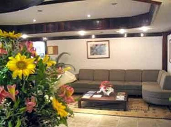 Golden Park Hotel: SAGUÃO 1
