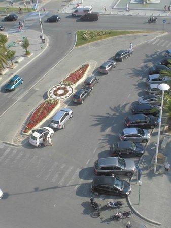Esplanade Hotel: Vista dal sesto piano