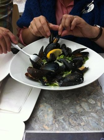Globe World Flavors: excellent mussels