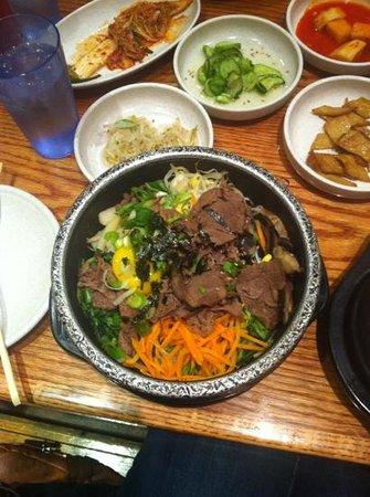 Kunjip Restaurant: Bibimbap