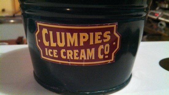 Clumpies Ice Cream Co.: Tip Jar