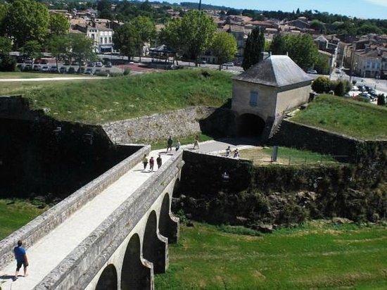 Villa Prémayac: la citadelle