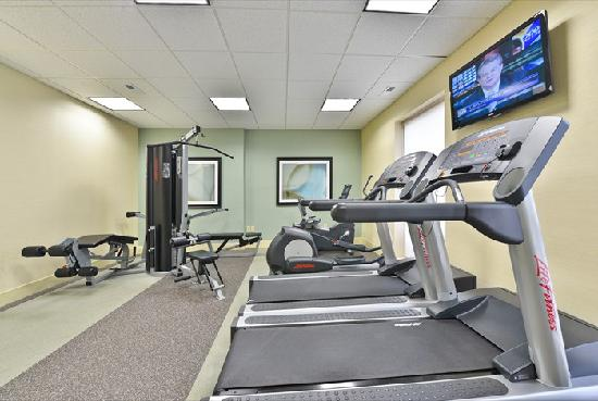 Best Western Plus Cary Inn - NC State: Fitness Center