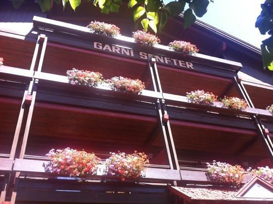 Hotel Garni Senfter: garni