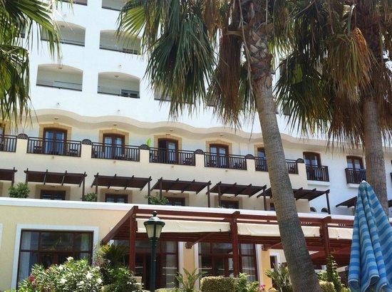 Creta Star Hotel : camera vista mare