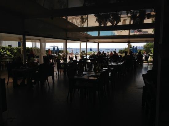 Restaurant Don Tomas: sea view