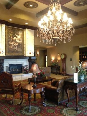 Homewood Suites Amarillo: most ornate Homewood Suites!