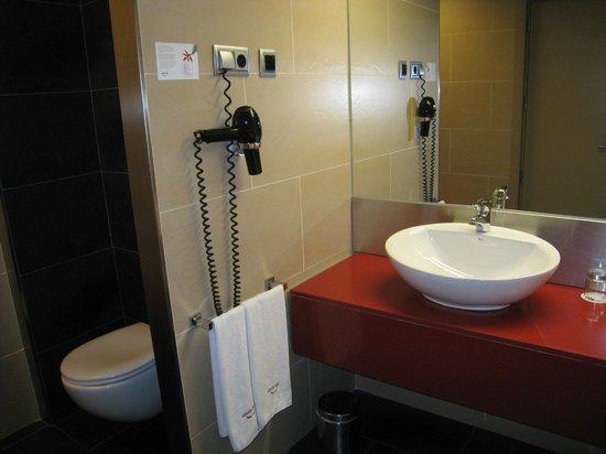 ILUNION Barcelona : toilette