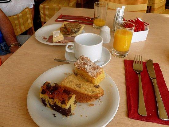Hotel Prinz Eugen : Colazione