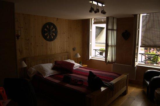 Chambres d'hotes Au Bois Normand : la nostra camera