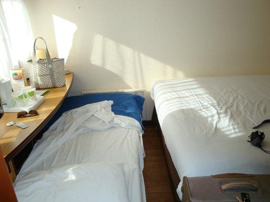 Campanile Honfleur - La Rivière Saint Sauveur : Il meraviglioso 3° letto