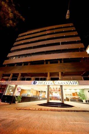 Hotel Convair : Fachada