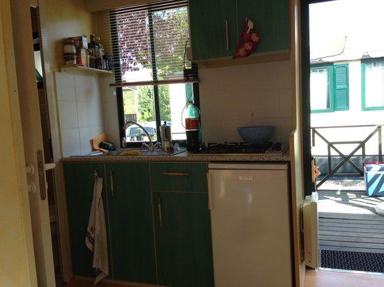 Campeggio Villaggio Weekend : Cucina