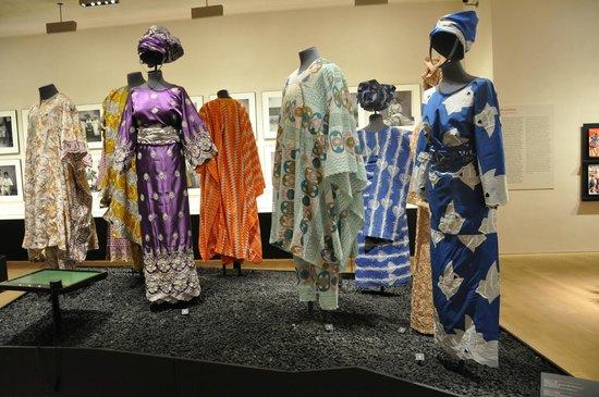 vorarlberg museum: African Lace