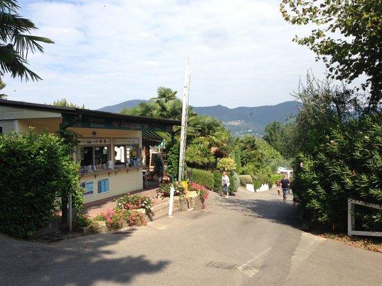 Campeggio Villaggio Weekend : Reception