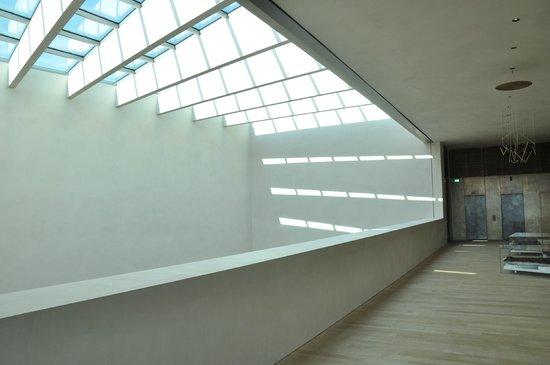 vorarlberg museum: Lichthof