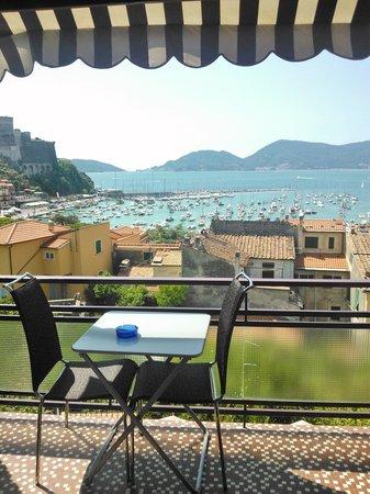 La MattaGatta: Vista dal balconcino