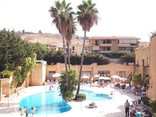 Grand Hotel Mose: Piscina