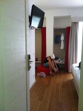 Energy Hotel: camera E1