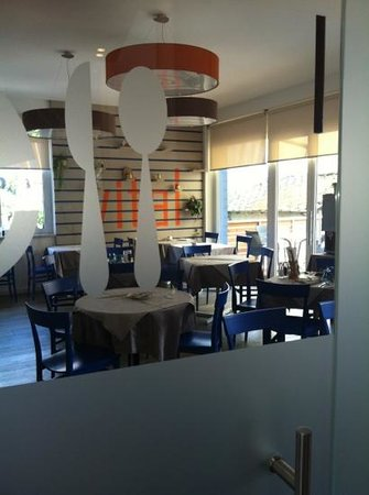 Energy Hotel: ristorante