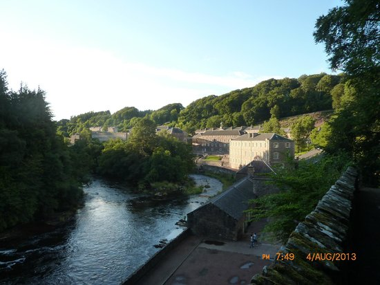 New Lanark Mill Hotel: New Lanark Mill