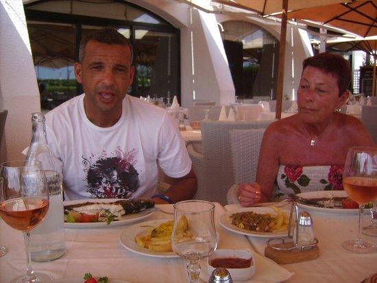 La Terrasse: A pranzo con un amico è tutto più bello
