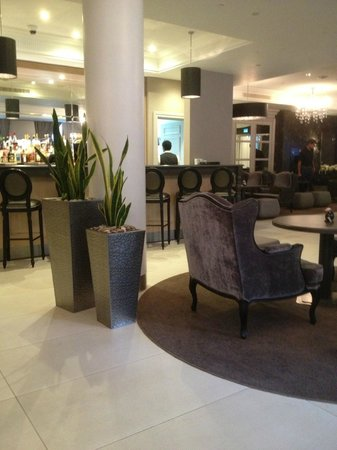 Mercure Arbat Moscow Lobby Bar
