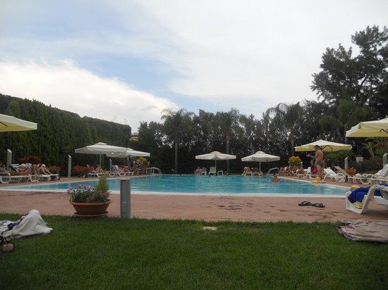 Hotel della Valle: Piscina