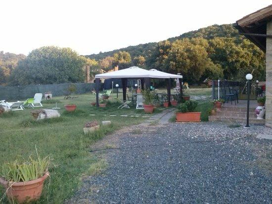 Villa Scarfi: Zona relax