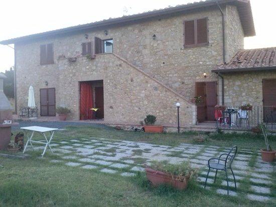 Villa Scarfi: Esterno