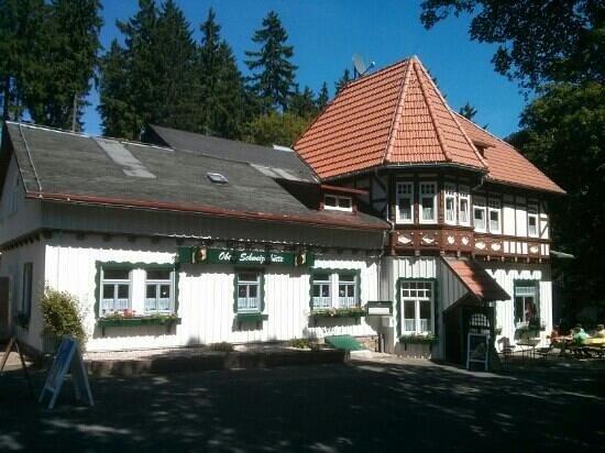 Oberhof, Deutschland: Obere Schweizer Hütte