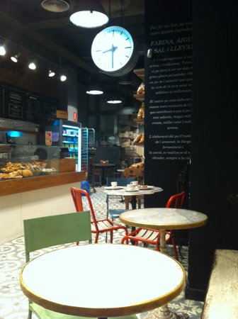 Crustó Bakery Barcelona: Crusto Barcelona