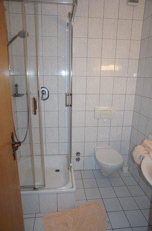 Hotel Schwartze: Bathroom