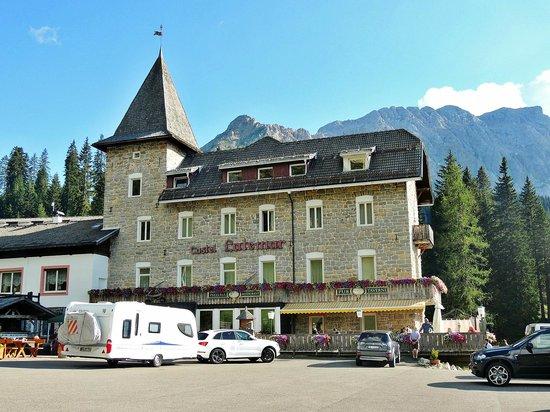 Castel Latemar: Hotel