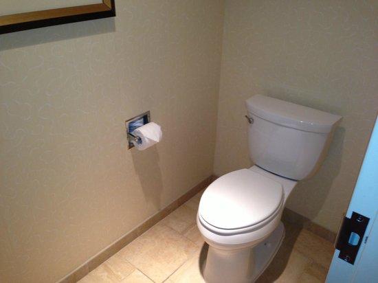Renaissance Phoenix Glendale Hotel & Spa : Toilet