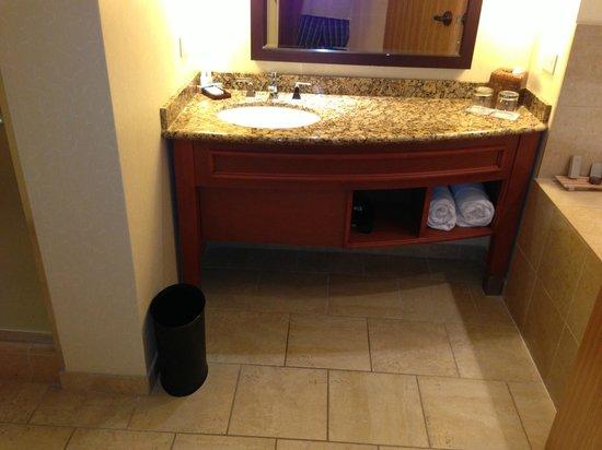 Renaissance Phoenix Glendale Hotel & Spa: Sink