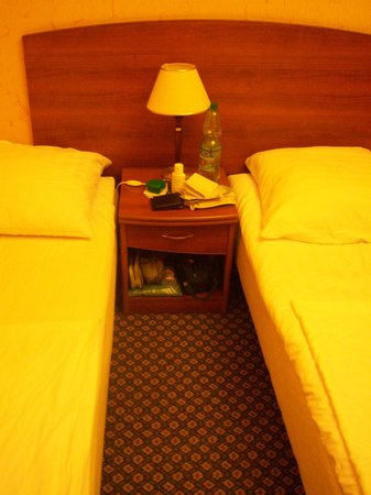 Arbat House Hotel: camas