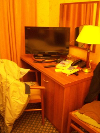 Arbat House Hotel: habitacion