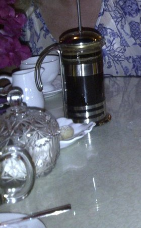Cafe Yummy: Cafetiere