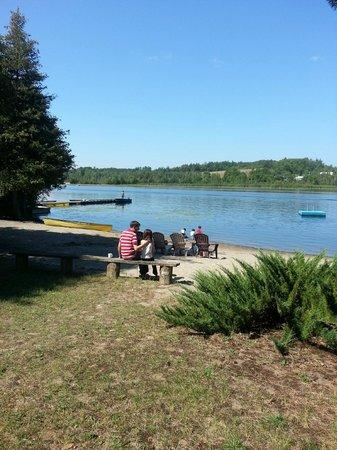 Triple T Cedar Resort: Family time