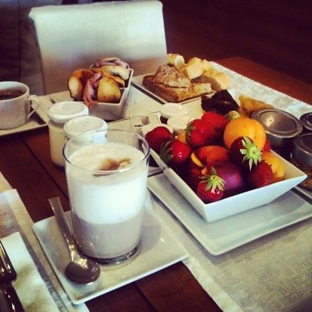 C-Hotel & SPA: petit dejeuner