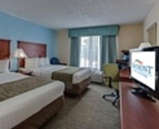 Baymont Inn & Suites Gainesville: Double Double Room