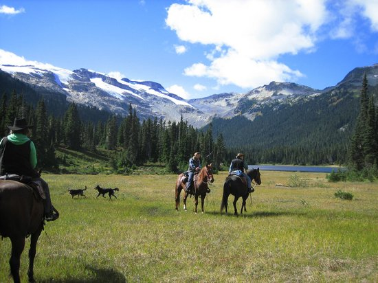 Copper Cayuse Outfitters: Beautiful British Columbia