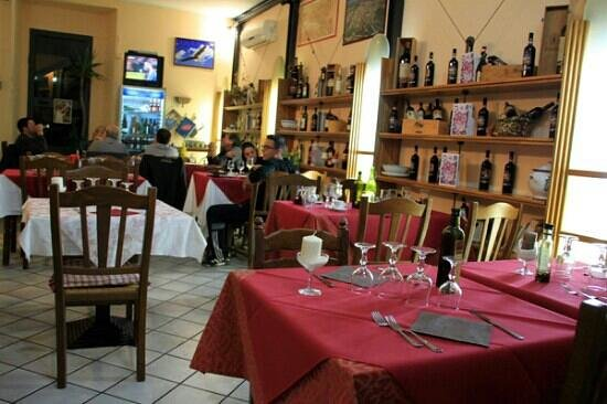 La Cantinetta : il locale