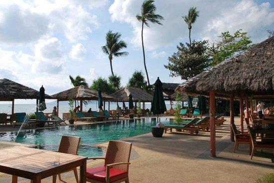 Friendship Beach Resort & Atmanjai Wellness Centre: Piscina