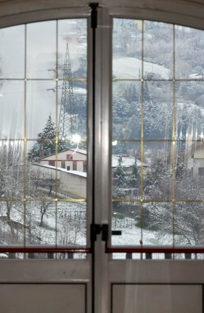 Albergo La Primula: dalla finestra