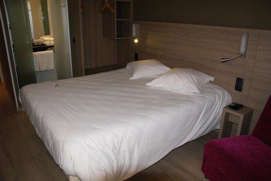 Hotel Escale Oceania: Room interior