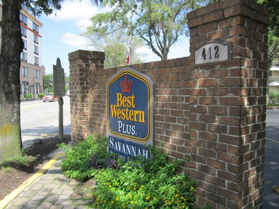 Best Western Savannah Historic District : Best Western