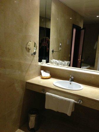 Hotel Atlantis: il bagno